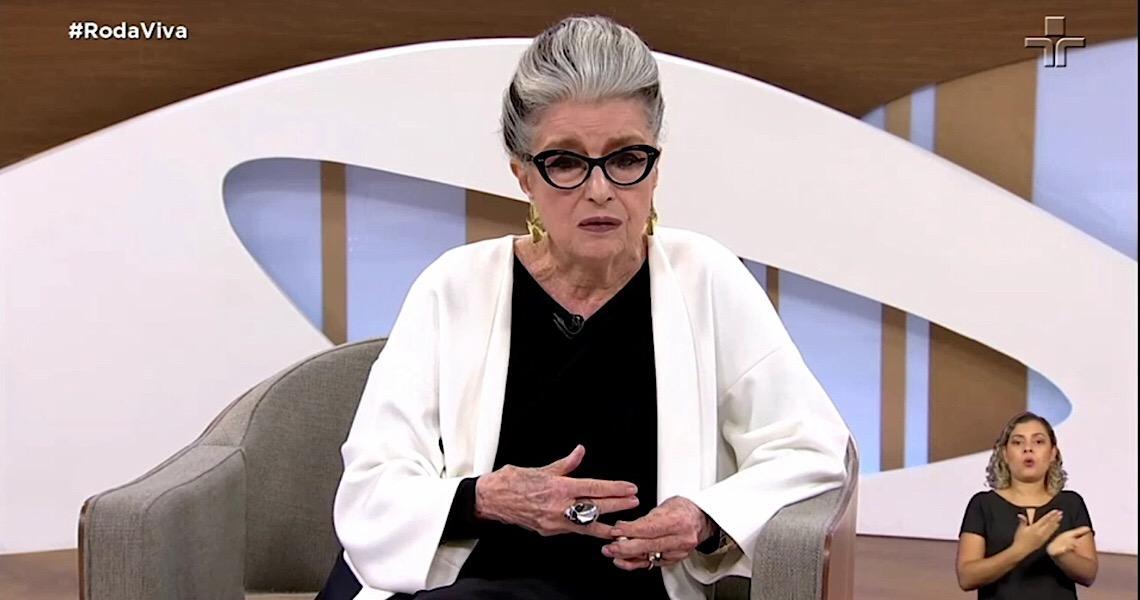 Costanza Pascolato após dois cânceres de mama: