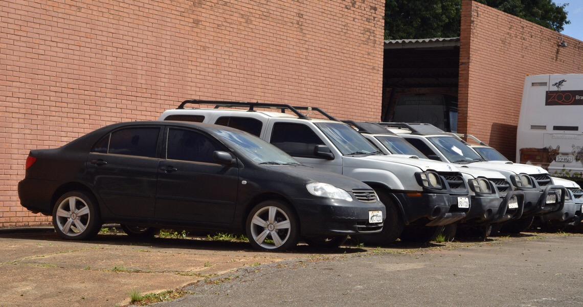 Governo do Distrito Federal realiza grande leilão de veículos e móveis