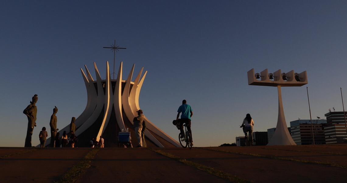 Para brasileiros, Brasília é o quarto destino do mundo