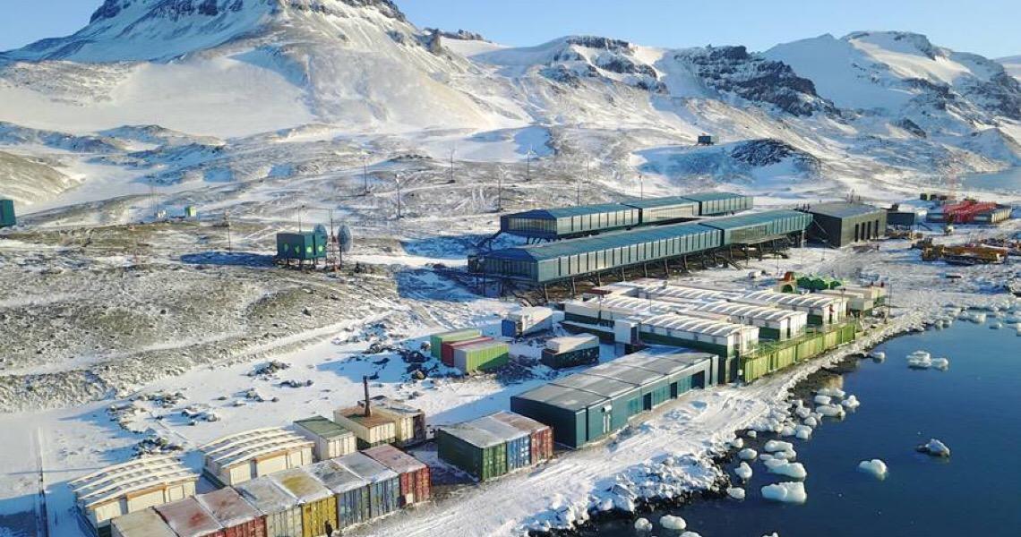 Inauguração da Estação Antártica é mais um benefício da Lava Jato