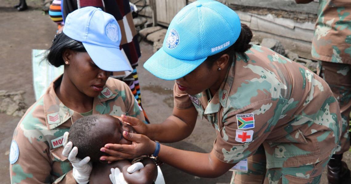 General brasileiro vai priorizar participação de mulheres em missão de paz na África