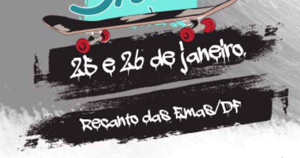 Circuito Candango de Skate movimenta a capital do esporte