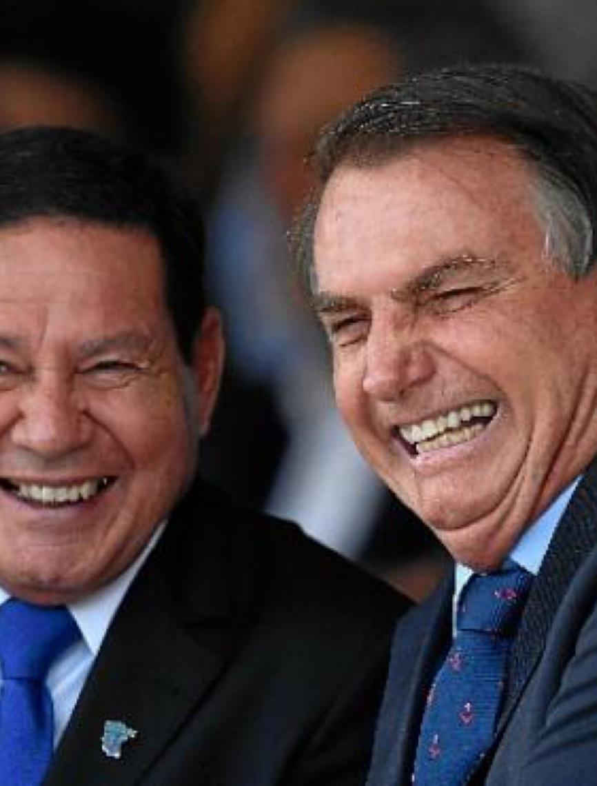 Bolsonaro anuncia a formação da Força Nacional Ambiental