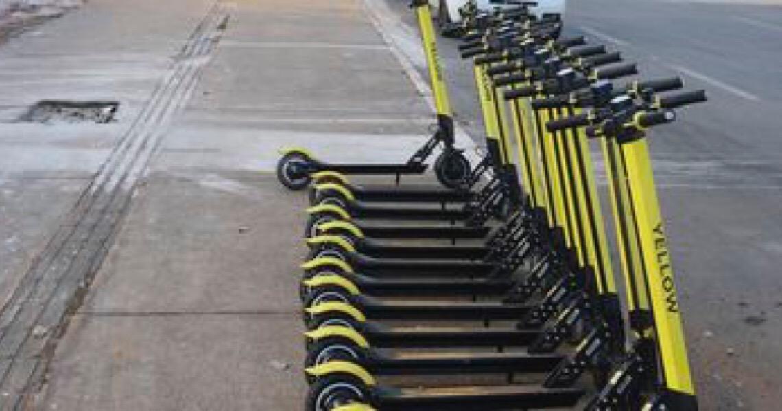 Empresa de patinetes e bicicletas encerra atividade em 14 cidades brasileiras