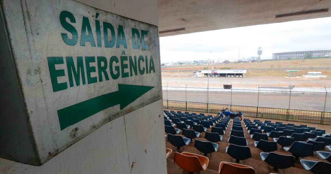 Governador do Distrito Federal cancela PPP do Autódromo de Brasília e quer atrair F1