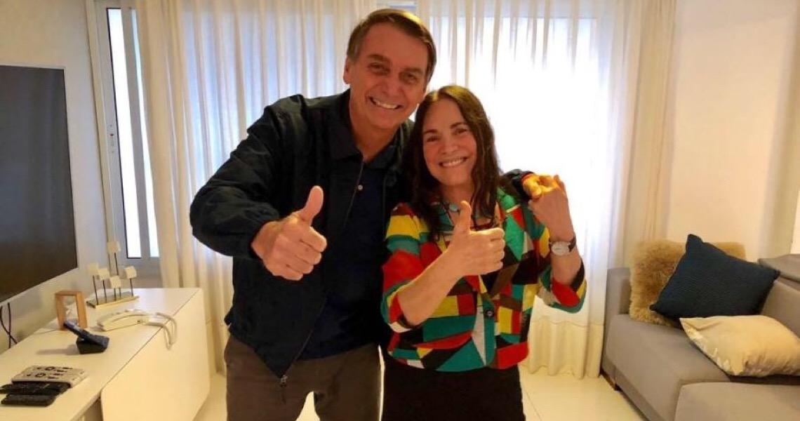 'Regina Duarte não faz ideia de onde está entrando', diz Gustavo Bebianno