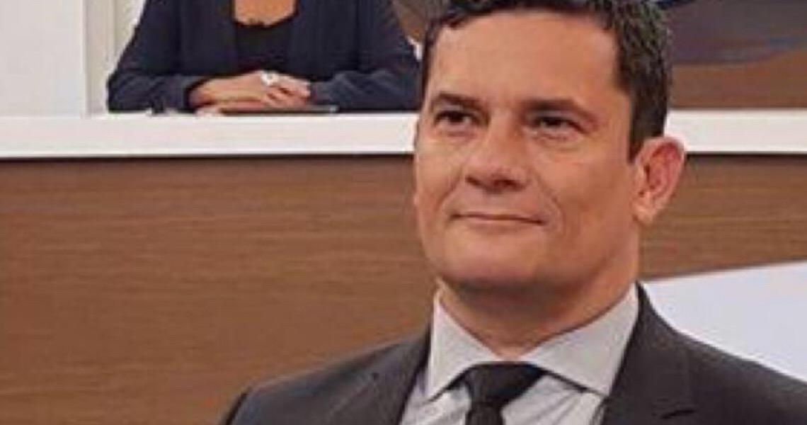 Contra drogas, pasta de Sergio Moro também vai monitorar esgotos