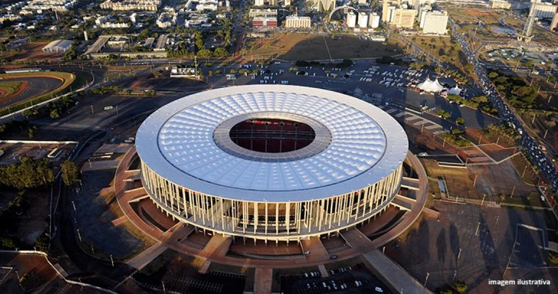 Juíza bloqueia bens de ex-governador e ex-vice por improbidade na construção do Estádio Nacional