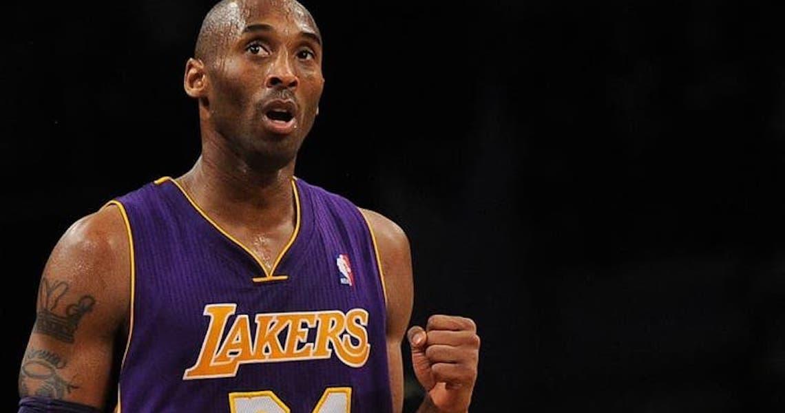 Para homenagear Kobe Bryant, fã cria petição para mudar logo da NBA