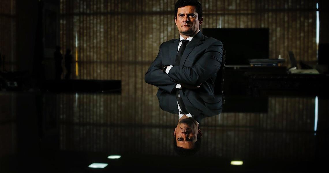 A nova parceria de Sergio Moro no combate à corrupção