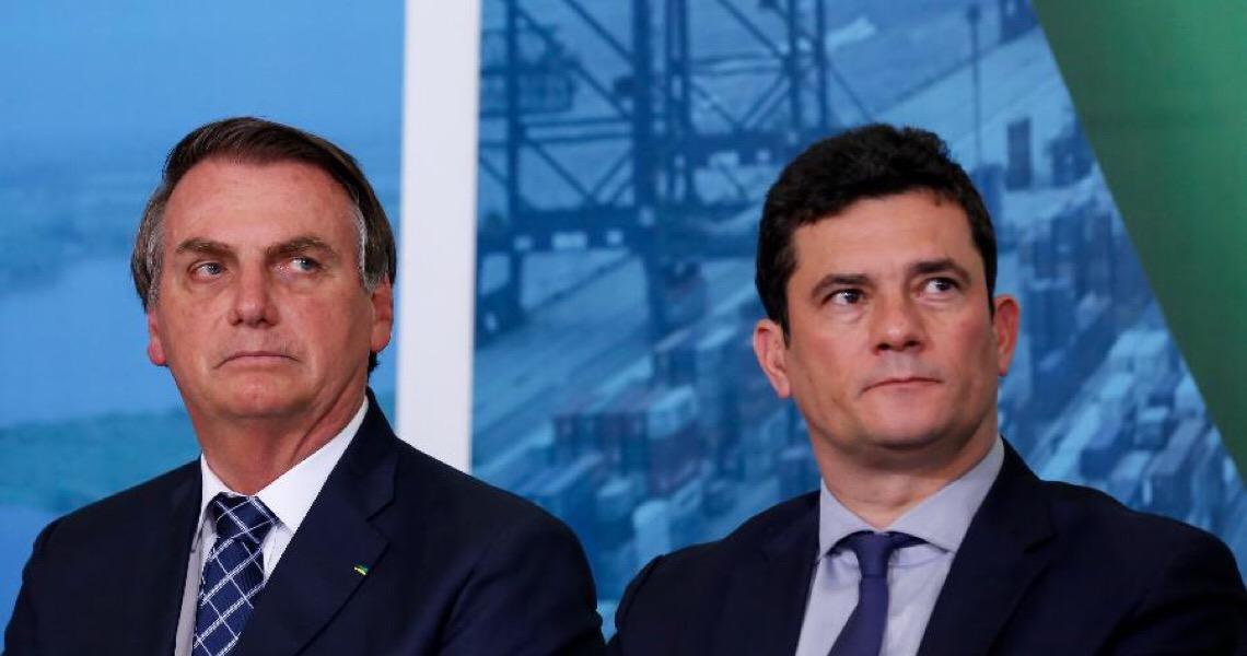 Bolsonaro busca paz com Moro e diz que ministro