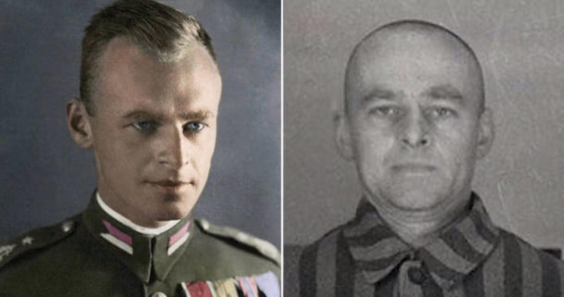 A história do herói polonês que revelou os horrores de Auschwitz