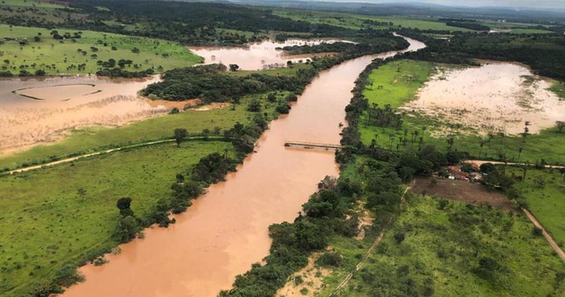 Com chuvas, Rio São Francisco e lençol freático do Paraopeba podem estar contaminados