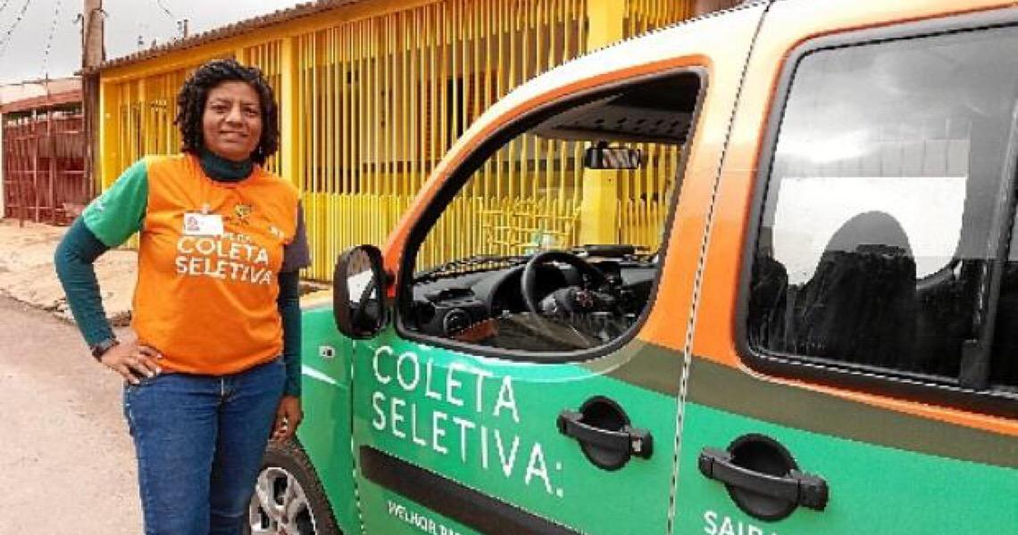 Coleta seletiva longe do ideal no Distrito Federal