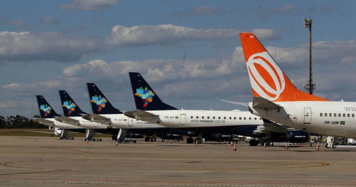Passagens aéreas para o carnaval estão até 250% mais caras