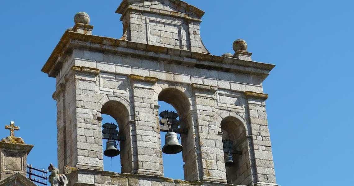 Igreja em Évora é