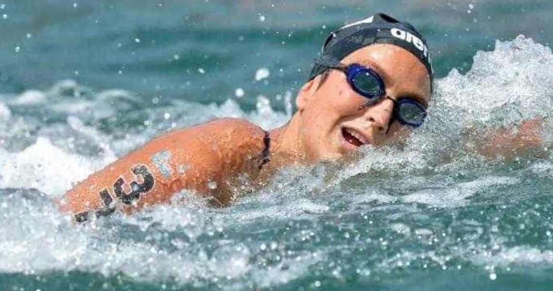 Ana Marcela é eleita a melhor atleta da maratona aquática do mundo