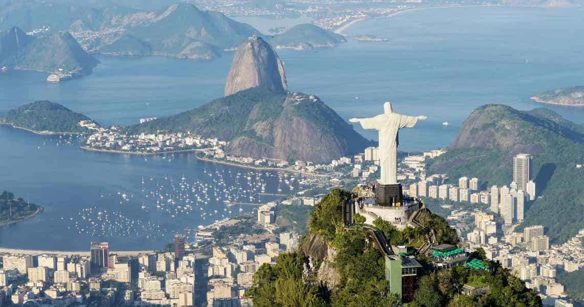 Agência de Turismo do Brasil partilha post sobre a violência no Rio