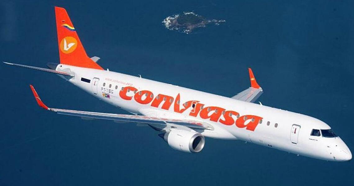 Governo dos Estados Unidos emite sanções contra companhia aérea venezuelana