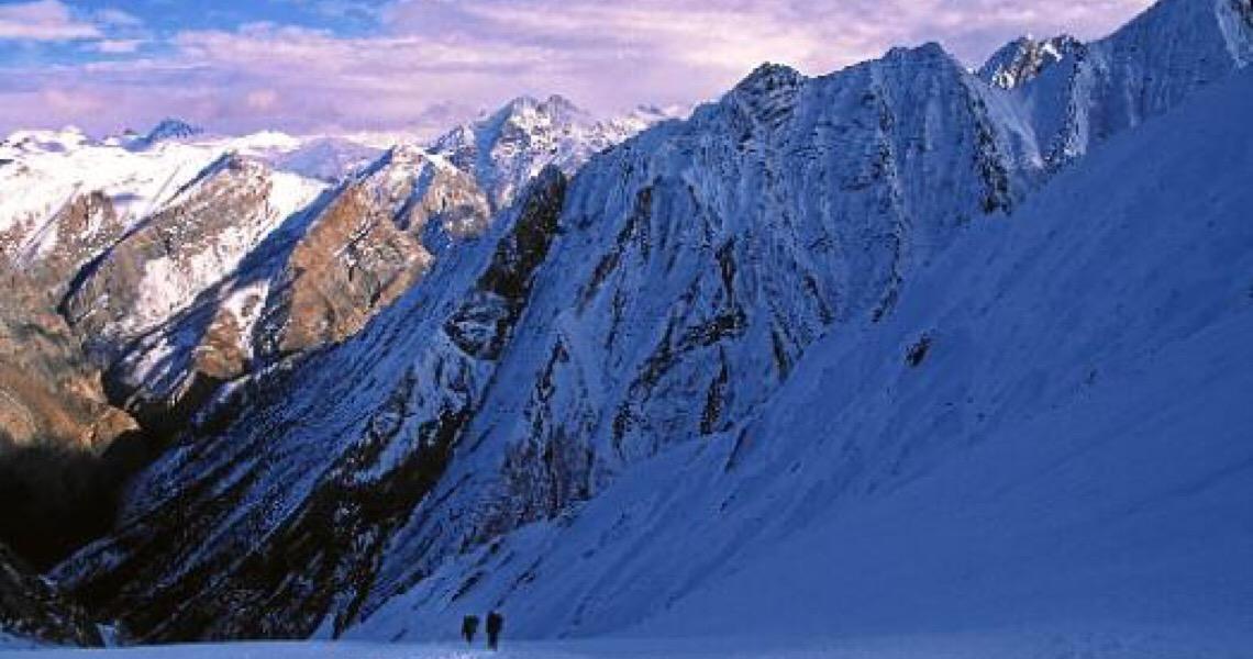 Homem alterou Himalaia mesmo sem pisar por lá