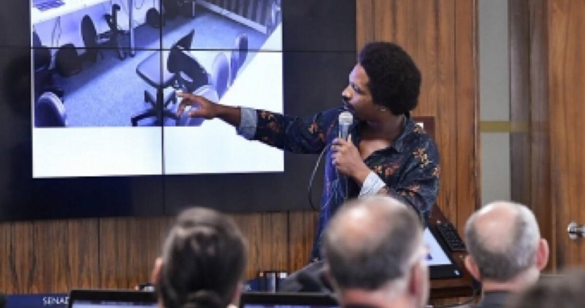 Jornalista da 'Folha' é insultada durante CPMI das Fake News