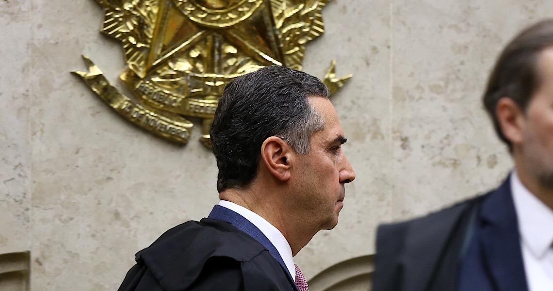 Luís Roberto Barroso suspende devassa da CPI das Fake News sobre bolsonarista