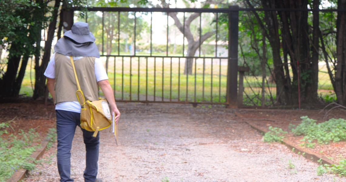 Vigilância Ambiental do Distrito Federal reforça combate à dengue