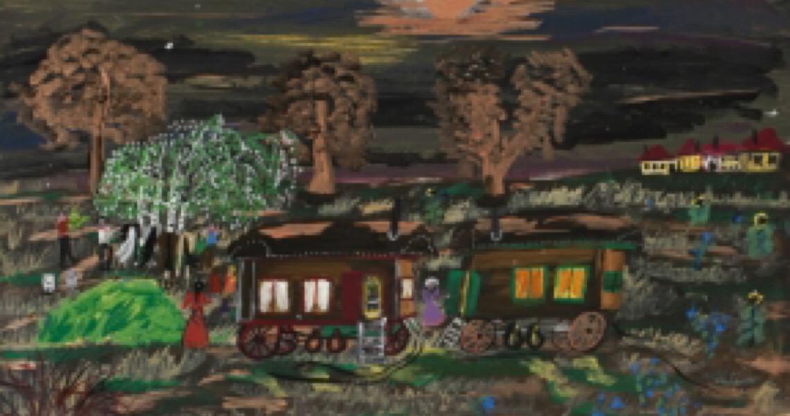 Exposição mostra telas de sobrevivente que pintou os horrores em Auschwitz