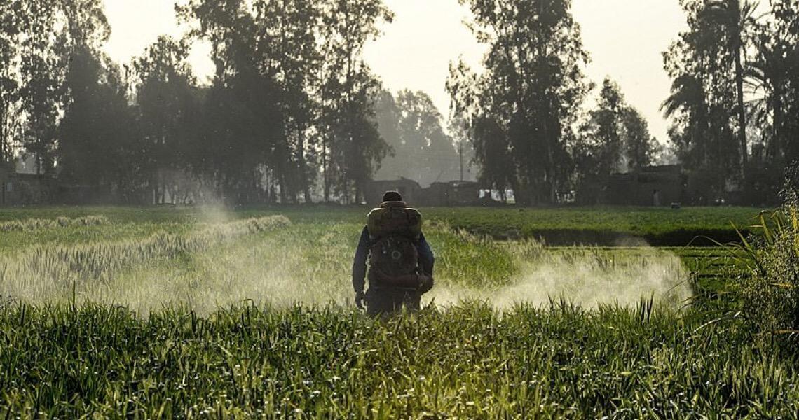 Indústria dos agrotóxicos paga 0,9% de ICMS e zero de IPI, Pis e Cofins