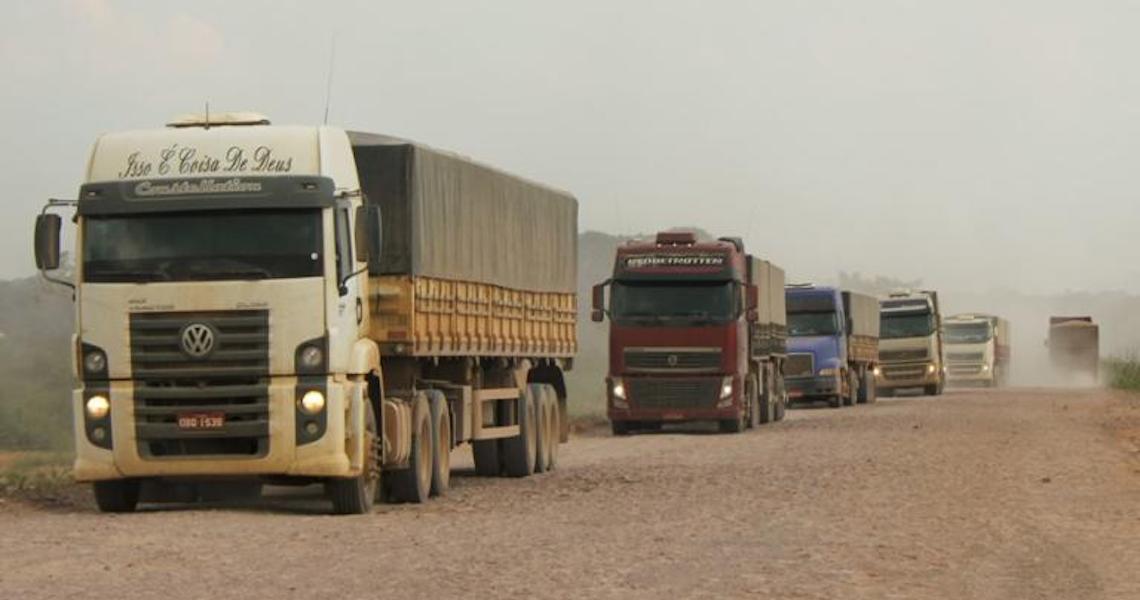 Caminhoneiros: Abrava mantém chamado de paralisação nacional