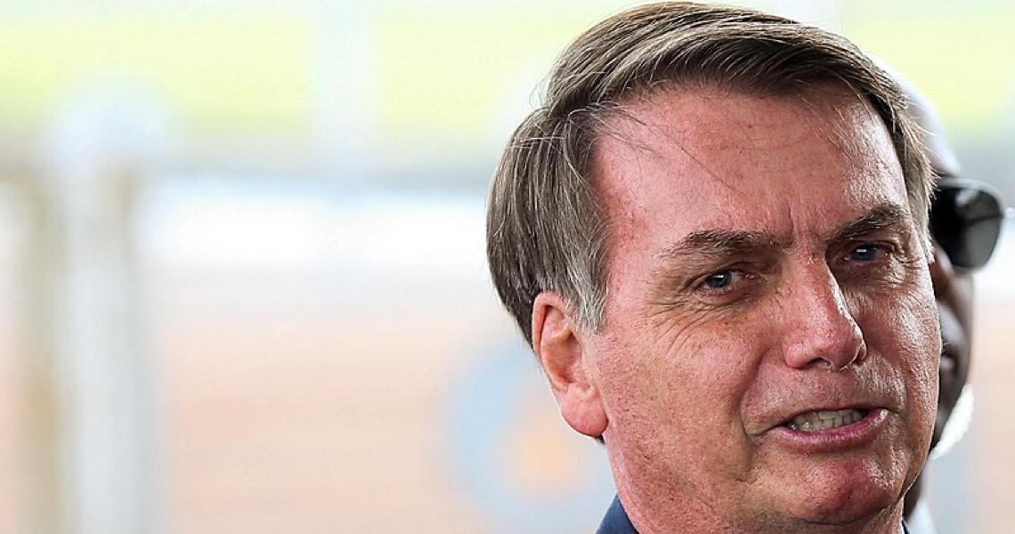 Bolsonaro ofende jornalista ao citar depoimento em CPI