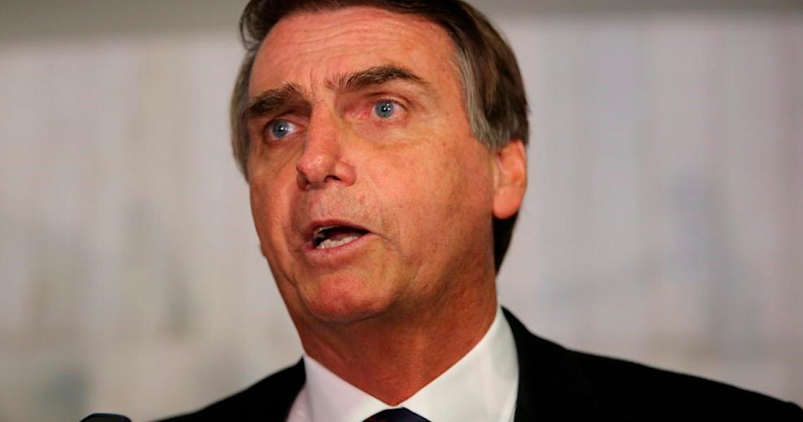'Ataque de Bolsonaro a jornalista degrada Presidência e revela busca por cortina de fumaça'