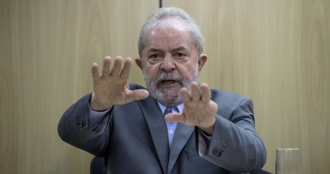 Em depoimento a juiz, Lula nega ter recebido propina e chama acusação do MPF de 'leviana'