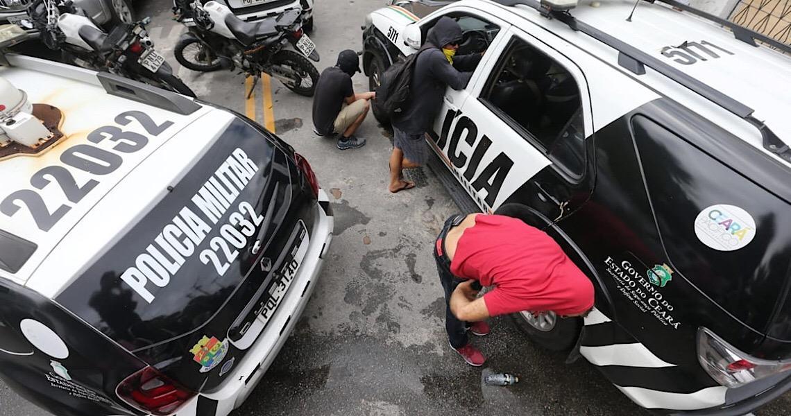 Cronologia do motim de policiais militares no Ceará
