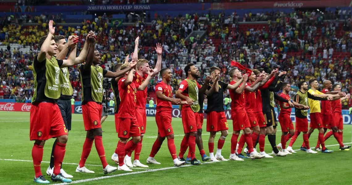 Bélgica mantém ponta e Brasil segue em 3º no ranking da Fifa