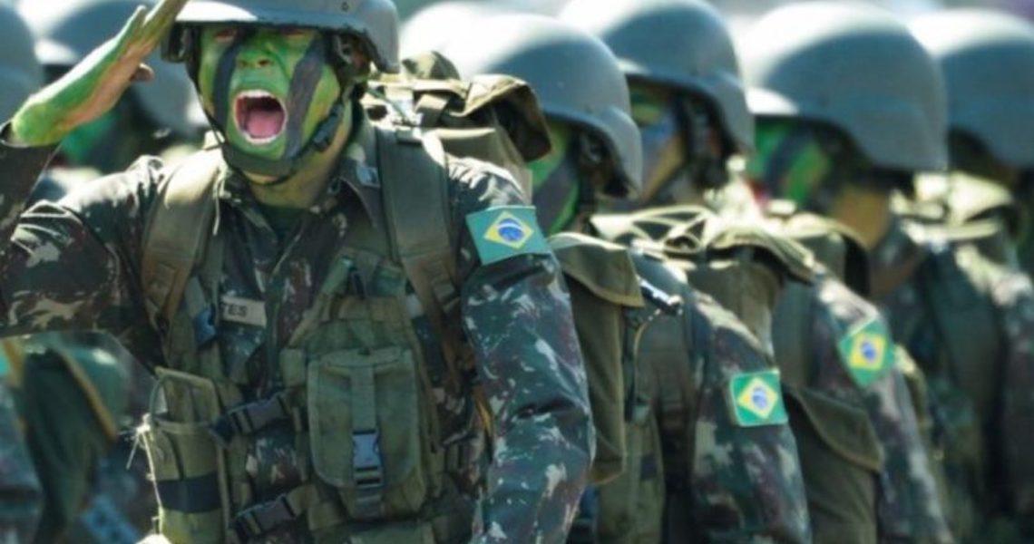 Concursos militares abrem 2.280 vagas no Exército, Marinha e FAB