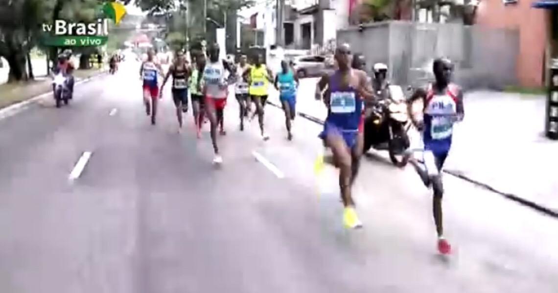 Da roça ao Mundial: em um ano, promessa do atletismo dá volta por cima