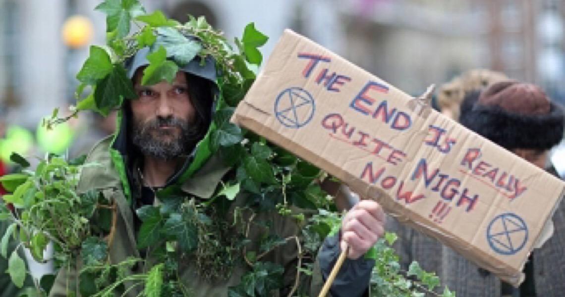Reino Unido inclui ambientalistas em projeto antiterror