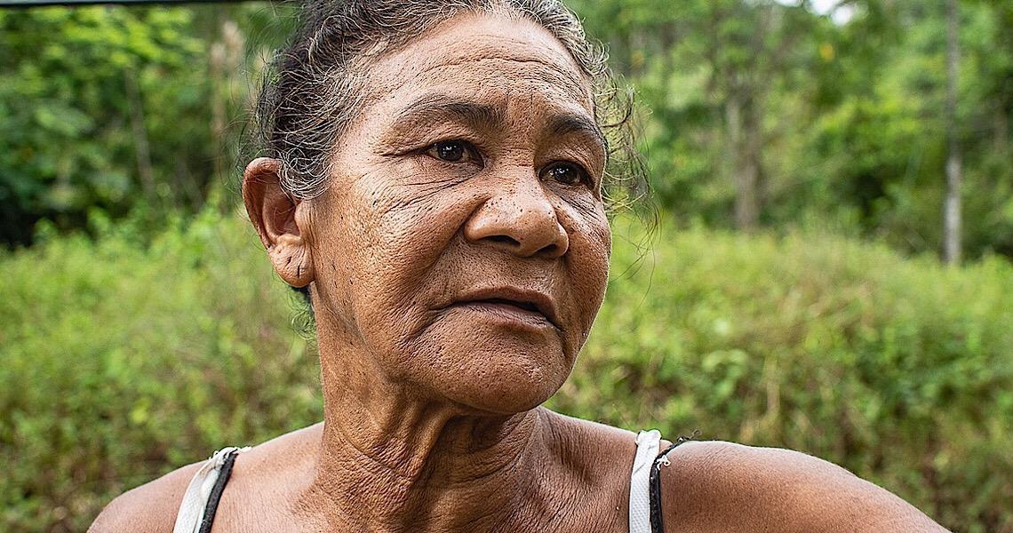 """Moradora de Barcarena no Pará: """"tenho medo de morrer subterrada"""""""