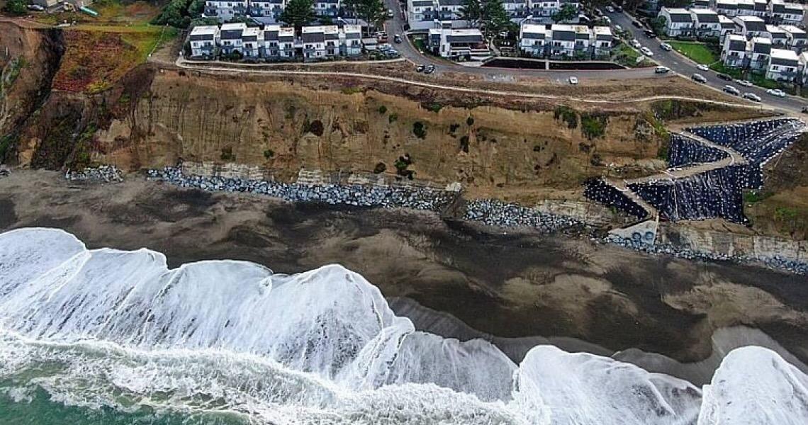 Elevação do nível dos oceanos ameaça da Califórnia às Filipinas