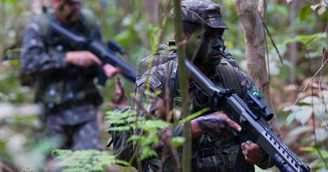 Brasil sobe no ranking dos exércitos mais poderosos do mundo, com 10ª posição
