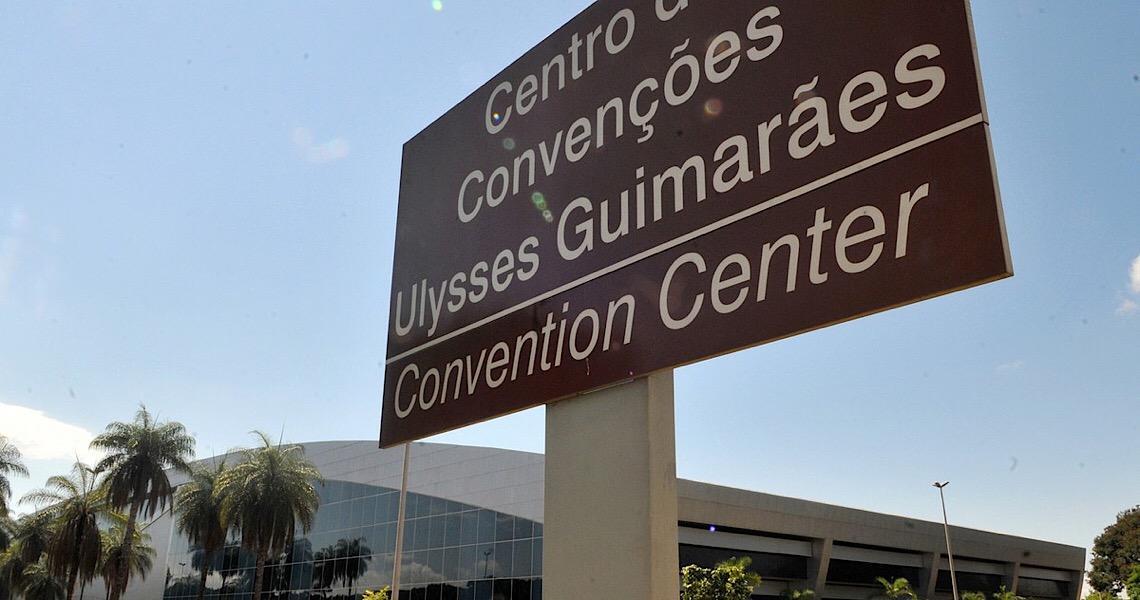 TC pede explicações ao GDF sobre supostas irregularidades em aluguel do Centro de Convenções