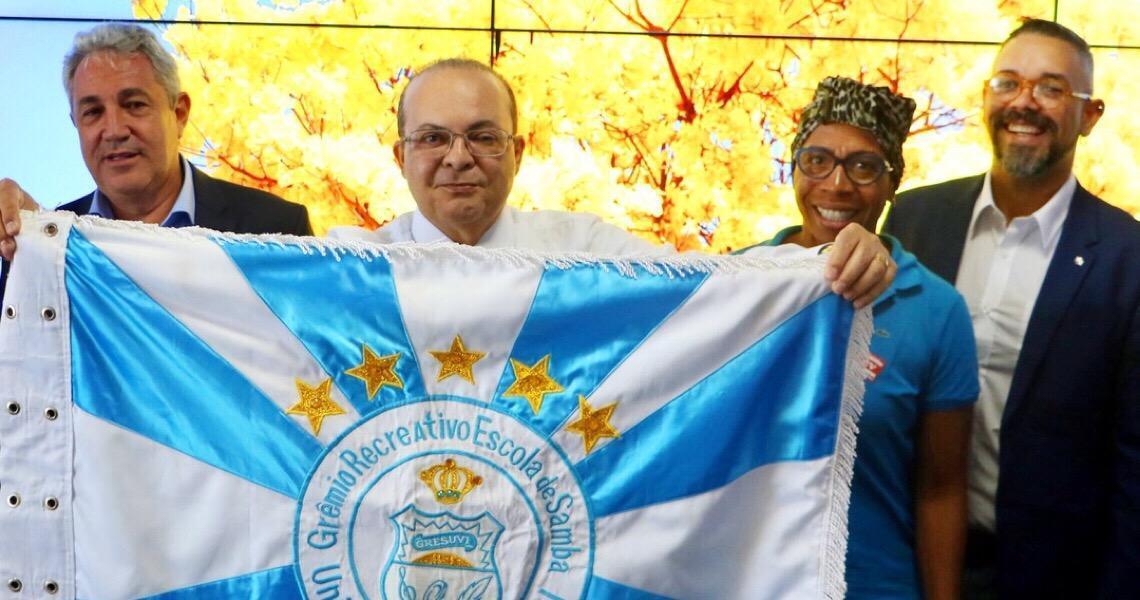 Unidos de Vila Isabel diz ter sofrido 'golpe' do governo do DF após homenagear Brasília na Sapucaí