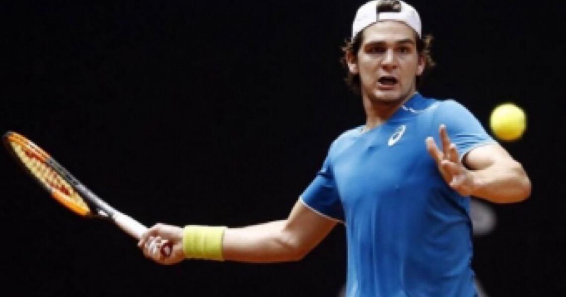 Em Santiago, Thiago Wild faz história ao chegar à sua primeira decisão de ATP
