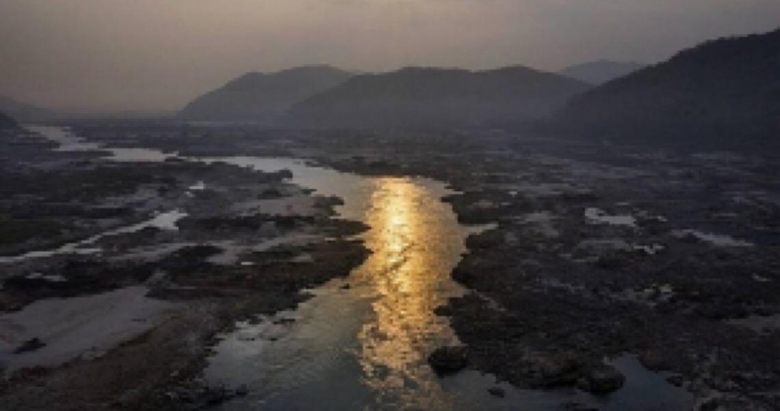 Rio mais produtivo do mundo, Mekong sofre por falta de nutrientes