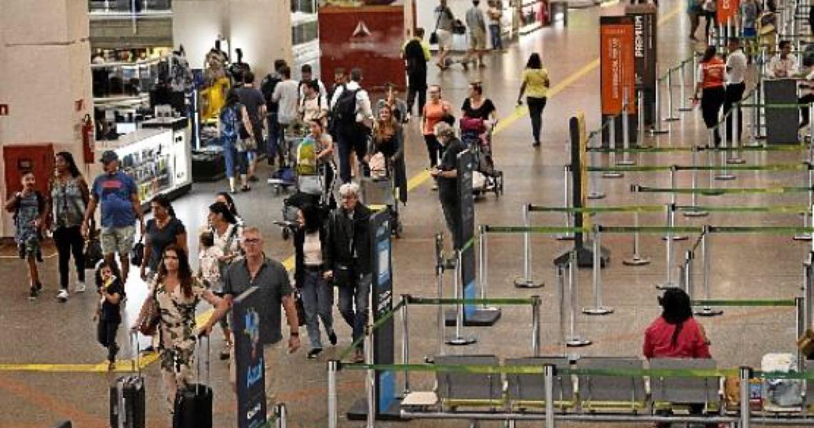 Aeroporto JK é o melhor do Brasil. Reconhecimento veio pelo terceiro ano seguido