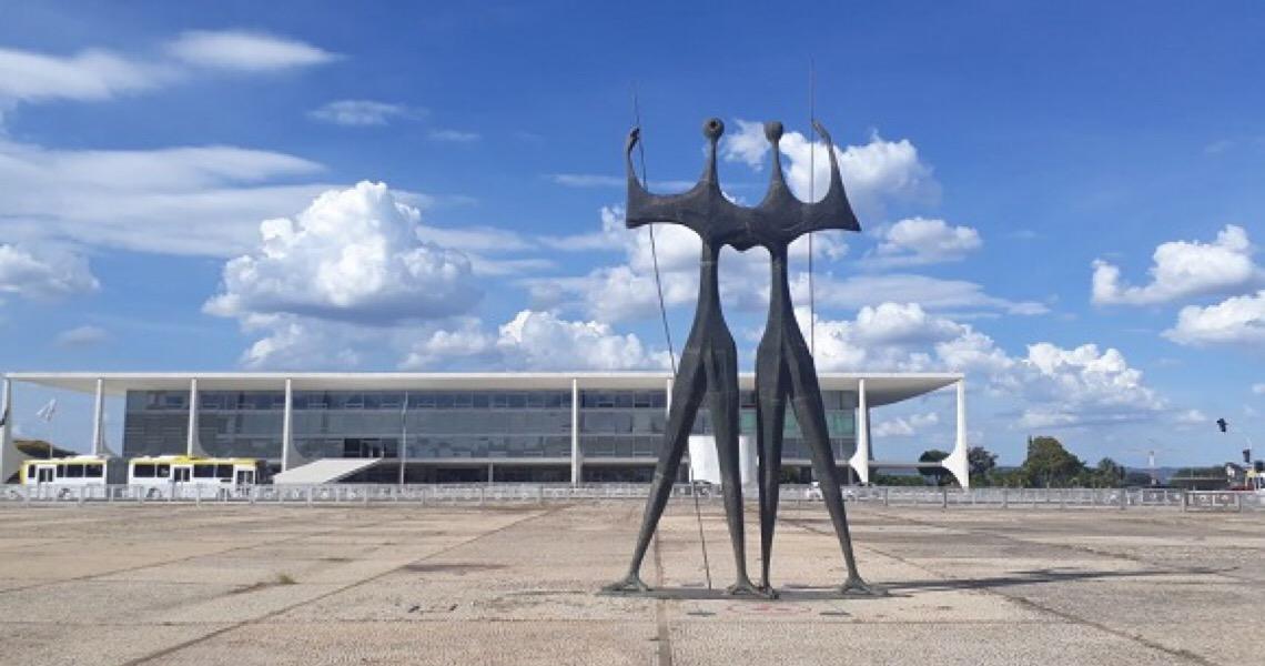 Iphan lança campanha pela preservação da Praça dos Três Poderes