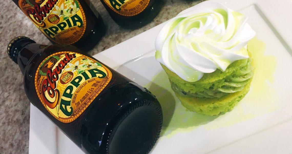 Chef integrante da Federação Italiana de Cozinheiros apresenta doces gourmets à base de cerveja no Saint Patrick's Day