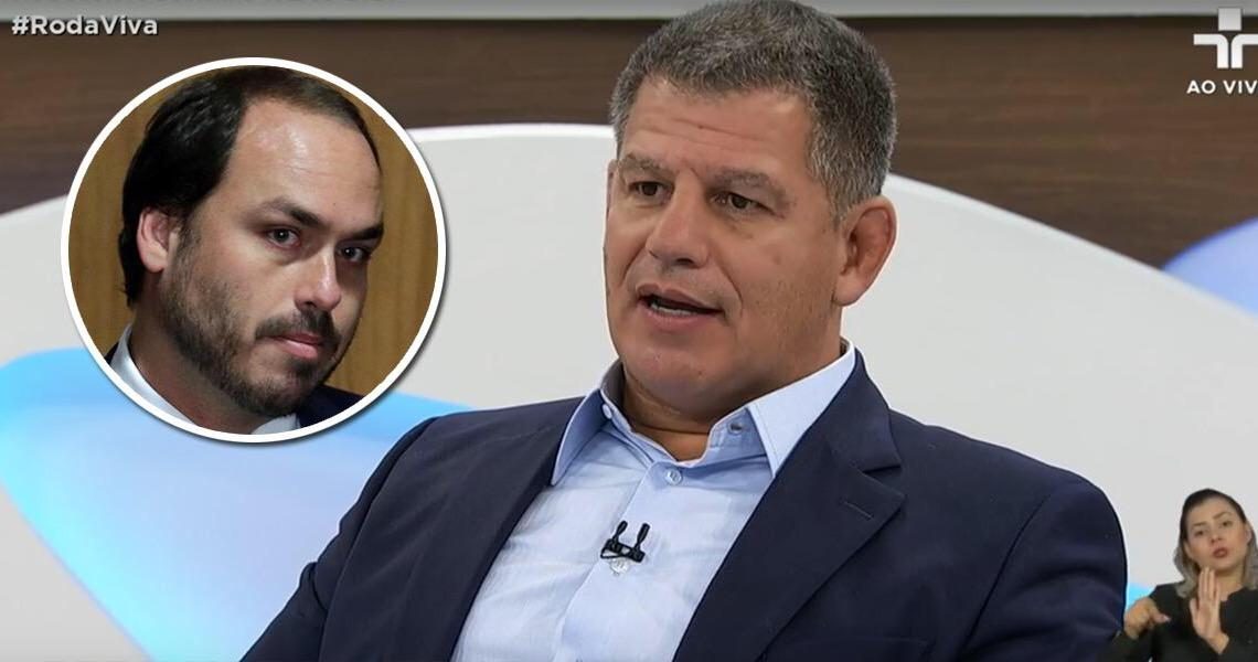 Na carta póstuma, Bebianno diz que Carlos Bolsonaro precisa de tratamento psíquico