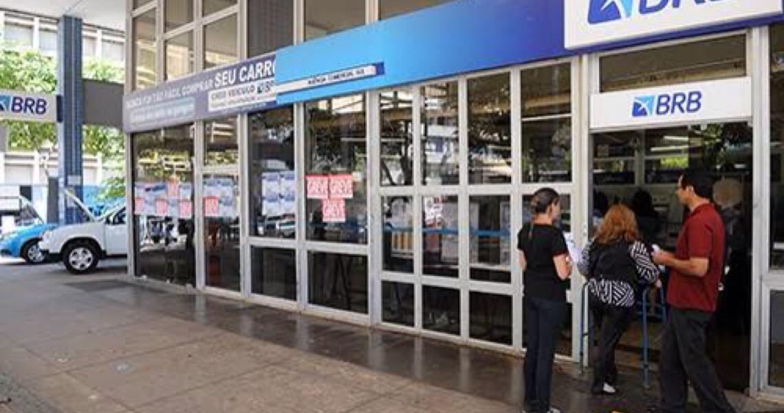 Atendimento em agências bancárias será restrito no Distrito Federal
